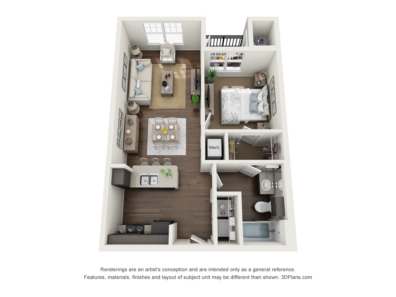 Best 1 2 3 4 Bedroom Apartments In Austin Tx The Bridge With Pictures