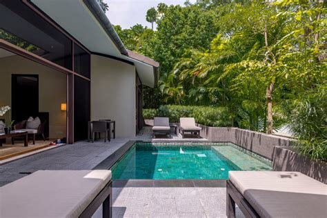 Best Hotel Review Capella Singapore Two Bedroom Garden Villa With Pictures