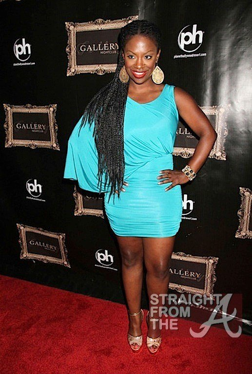 Best Spotted Kandi Burruss And Her 'Freakum Dress' In Vegas… Photos Straight From The A Sfta With Pictures