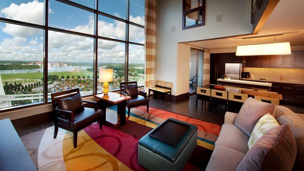 Best Rooms Points Bay Lake Tower At Disney S Contemporary With Pictures