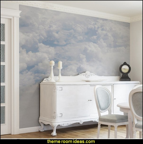 Best Decorating Theme Bedrooms Maries Manor Cloud Theme With Pictures