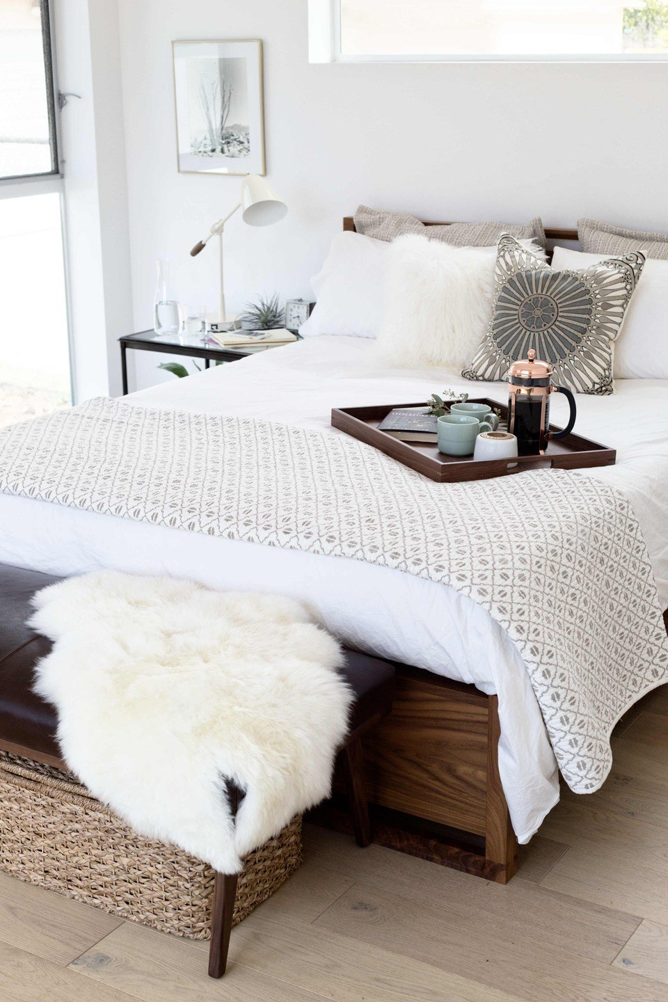 Best His And Hers Bedroom Registry Picks Crate And Barrel Blog With Pictures