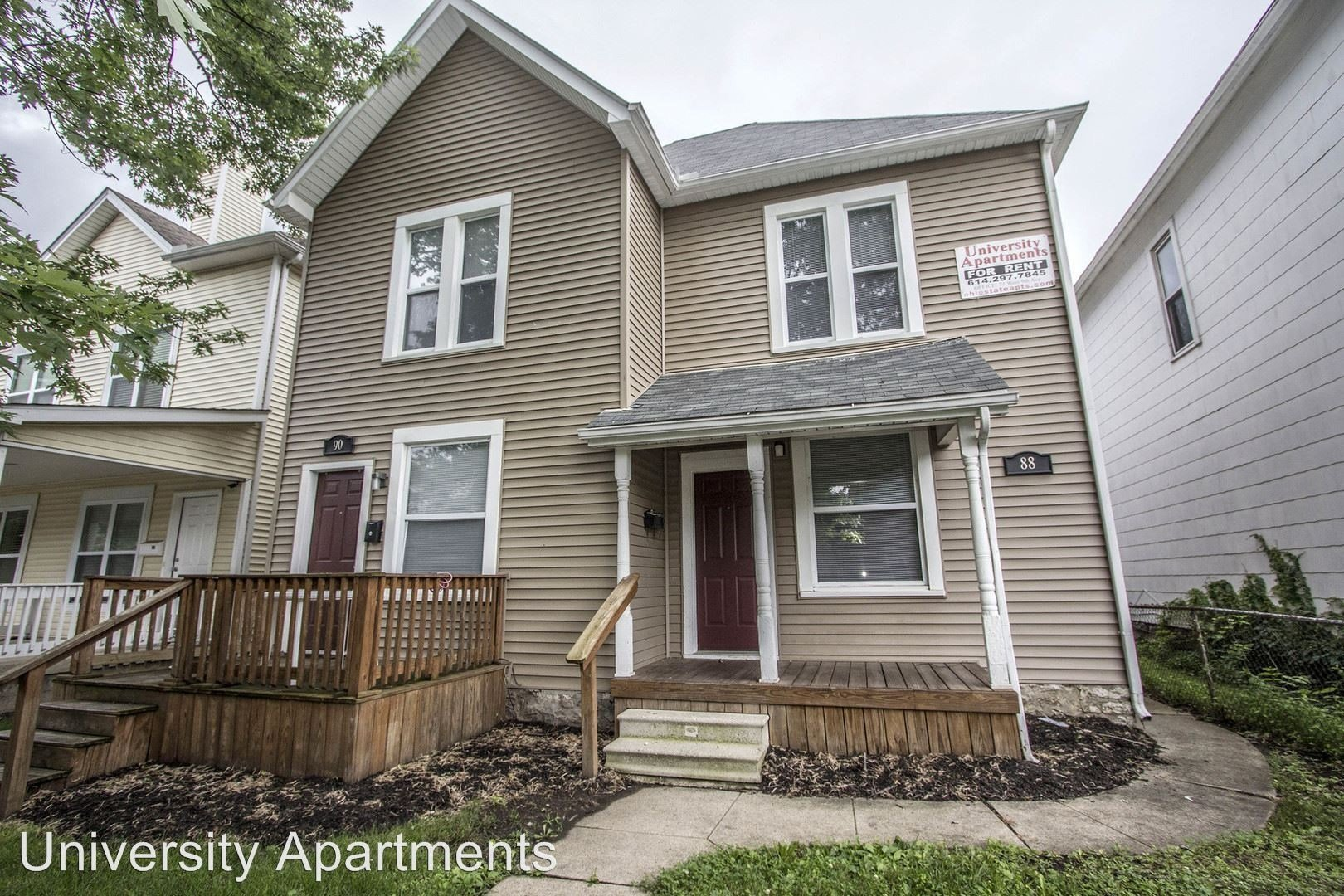 Best 88 Mcmillen Ave Columbus Oh 43201 3 Bedroom House For Rent For 1 400 Month Zumper With Pictures