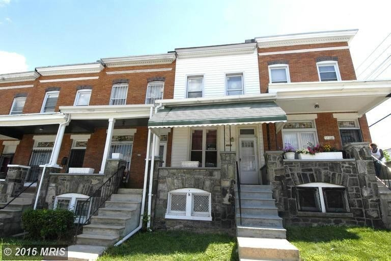 Best 2213 Baker St Baltimore Md 21216 3 Bedroom House For With Pictures