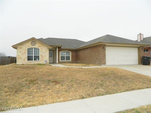 Best 406 Atlas Ave Killeen Tx 76542 3 Bedroom House For Rent For 1 050 Month Zumper With Pictures