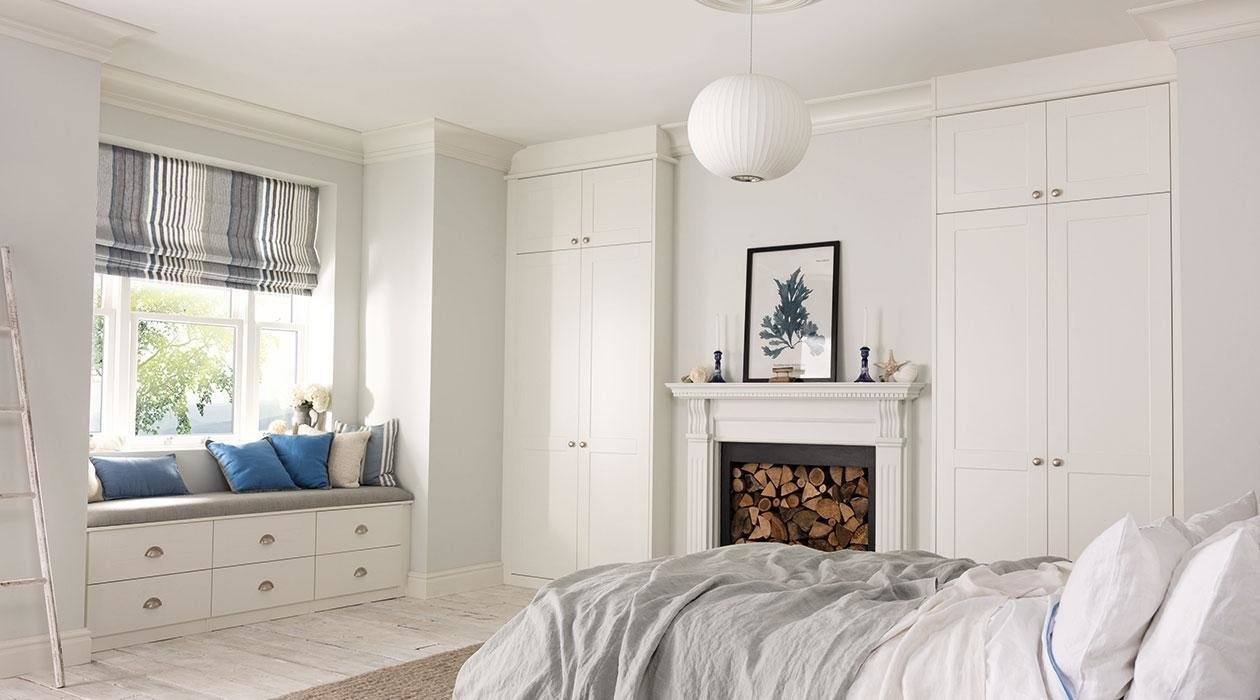 Best Fitted Alcove Wardrobes Awkward Space Solutions Sharps With Pictures