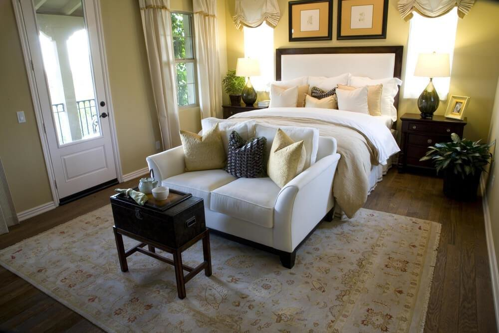 Best 54 Richly Decorated Smaller Master Bedroom Designs With Pictures