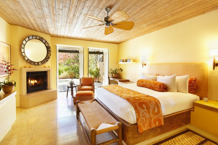 Best 50 Impressive Master Bedrooms With Fireplaces Photo Gallery With Pictures