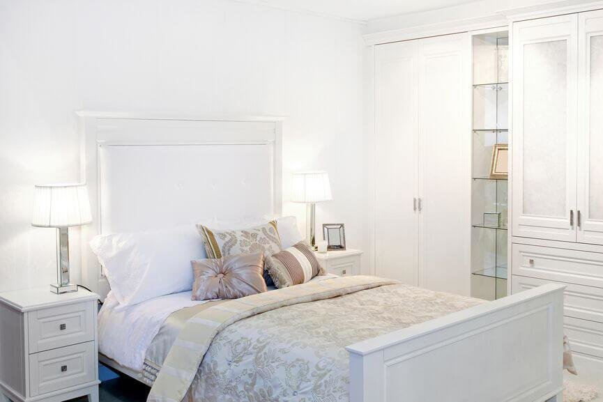 Best 28 Beautiful Bedrooms With White Furniture Pictures With Pictures
