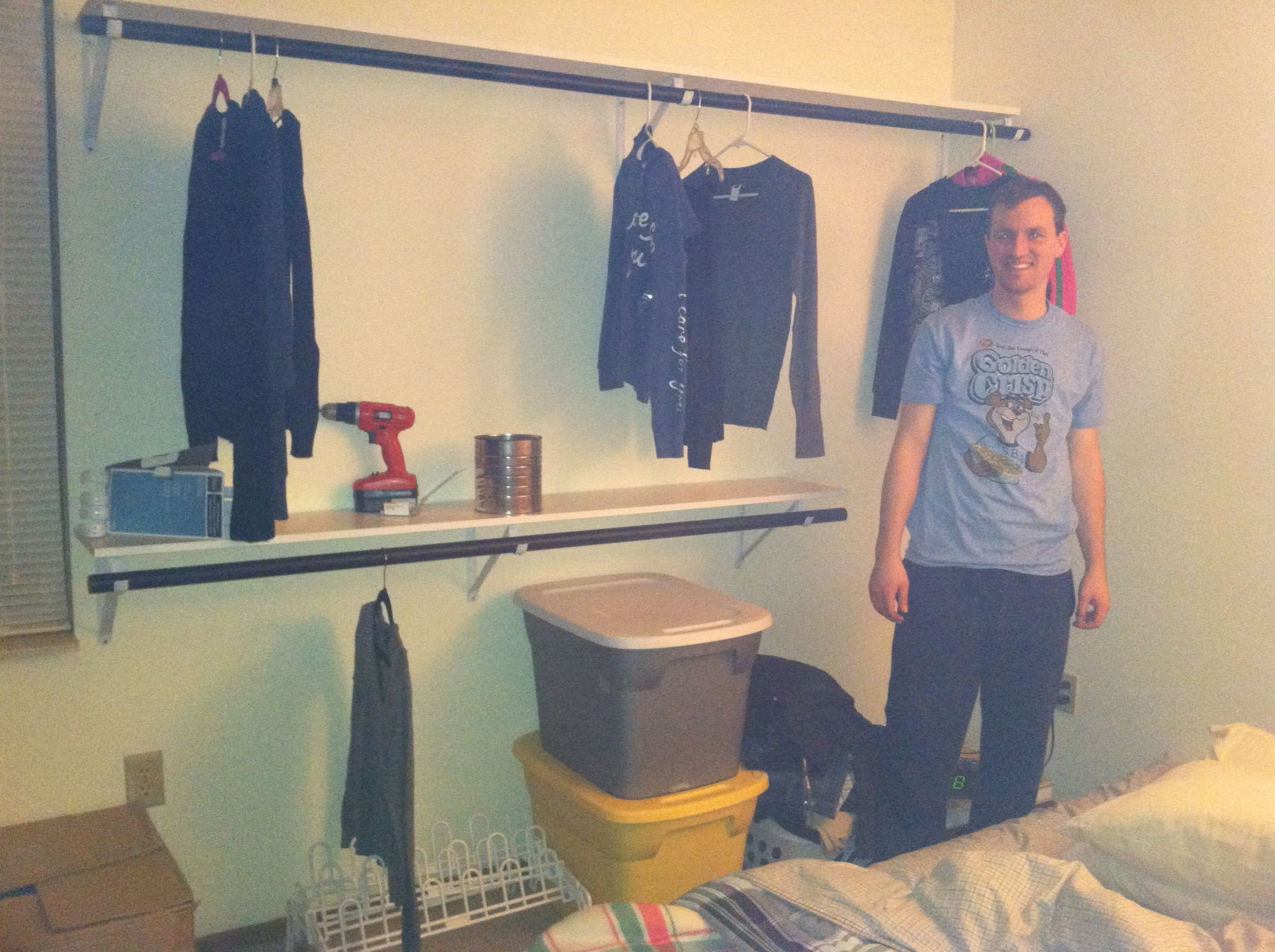 Best Turning A Spare Room Into A Dream Closet Or Why I Have With Pictures