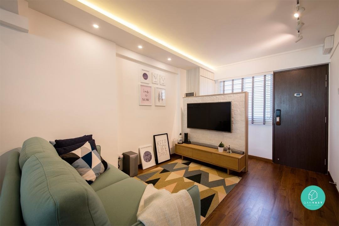 Best 8 Incredible Ways To Design A 3 Room Flat Qanvast With Pictures