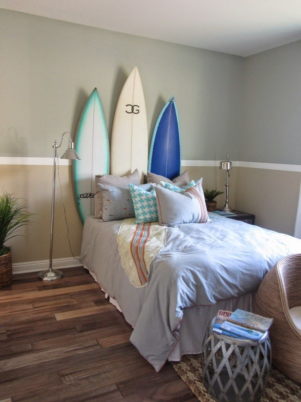 Best Surfboard Decor Ideas – Creative And Original Diy Home With Pictures