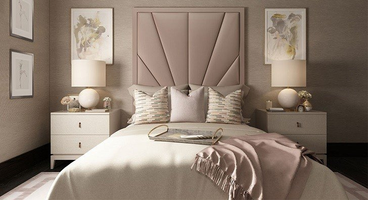 Best Positive Colors For Bedrooms – Balanced Harmonious And With Pictures