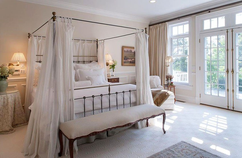 Best Parisian Style Bedroom Ideas Furniture Decor With Pictures