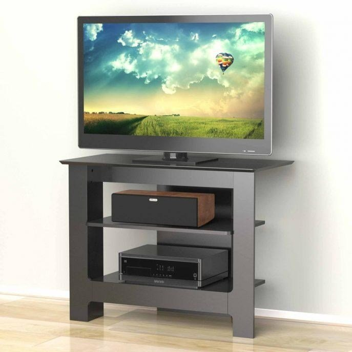 Best 20 Best Collection Of Corner Oak Tv Stands For Flat Screen With Pictures