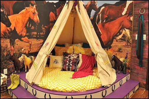 Best Decorating Theme Bedrooms Maries Manor Teepee With Pictures