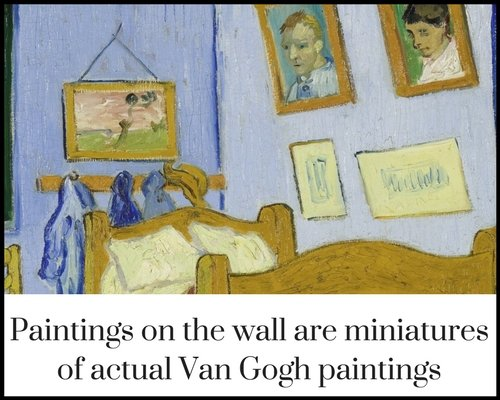 Best Bedroom In Arles By Vincent Van Gogh Indian Scr*W Up With Pictures