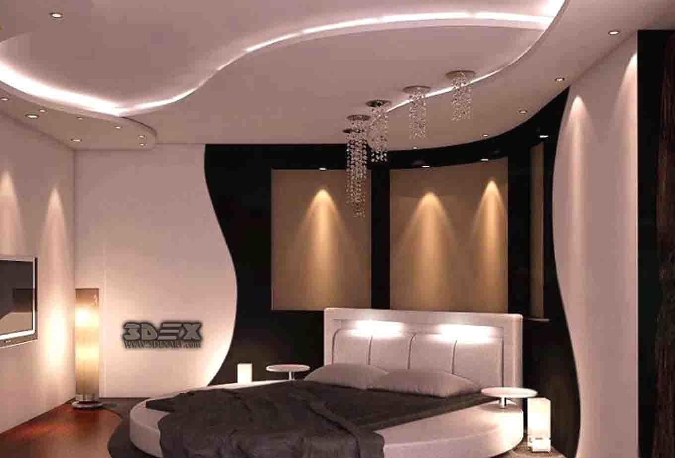 Best Top False Ceiling Designs Pop Design For Bedroom 2019 With Pictures