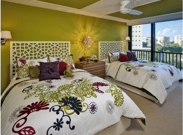 Best 6 Red And Green Bedroom Accents For A Festive Feel Home With Pictures