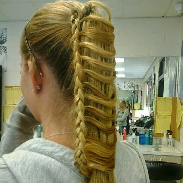 Free Ladder Braids Tutorials The Haircut Web Wallpaper