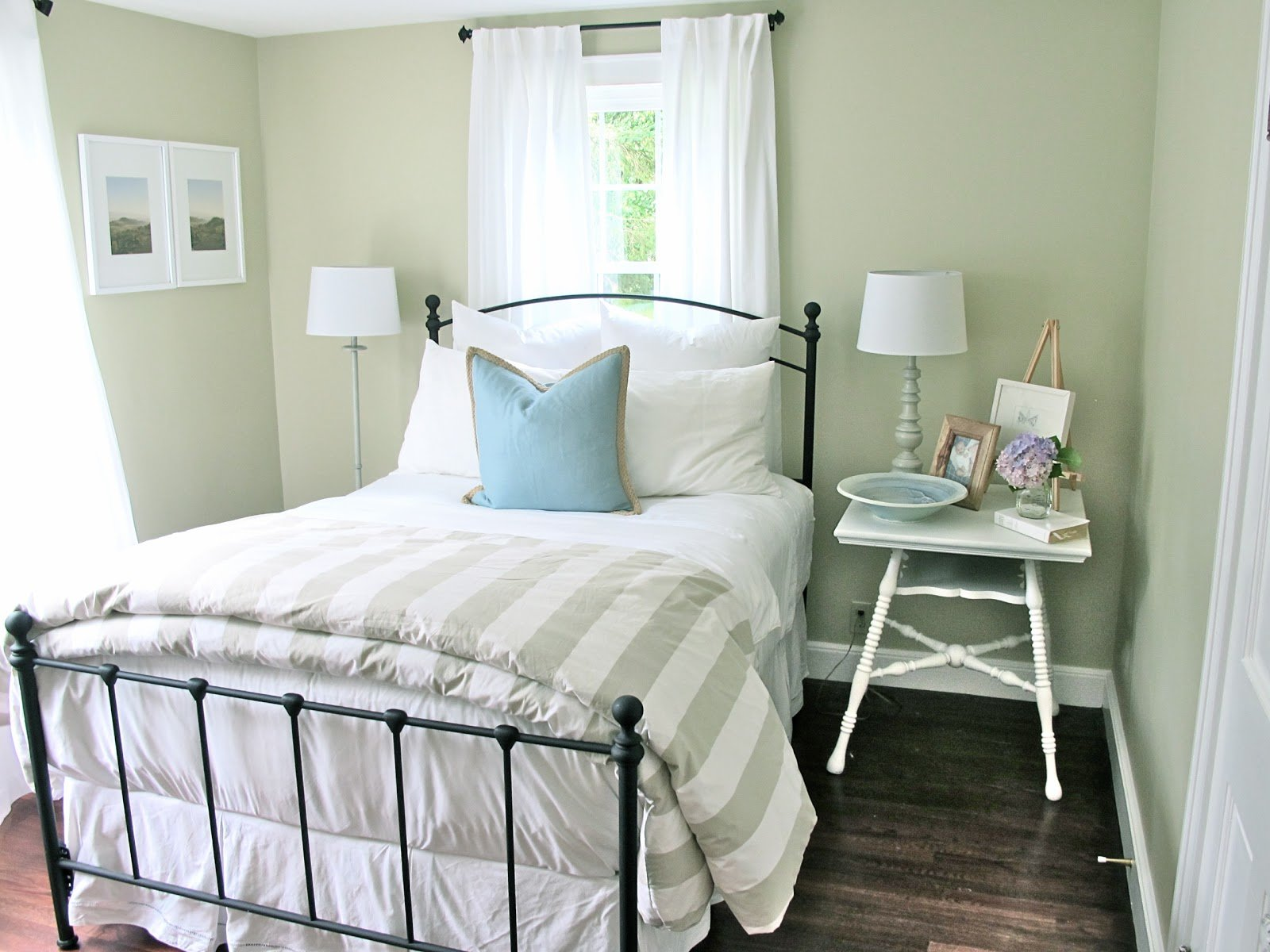 Best Jenny Steffens Hobick Guest Bedroom Our New Home In With Pictures