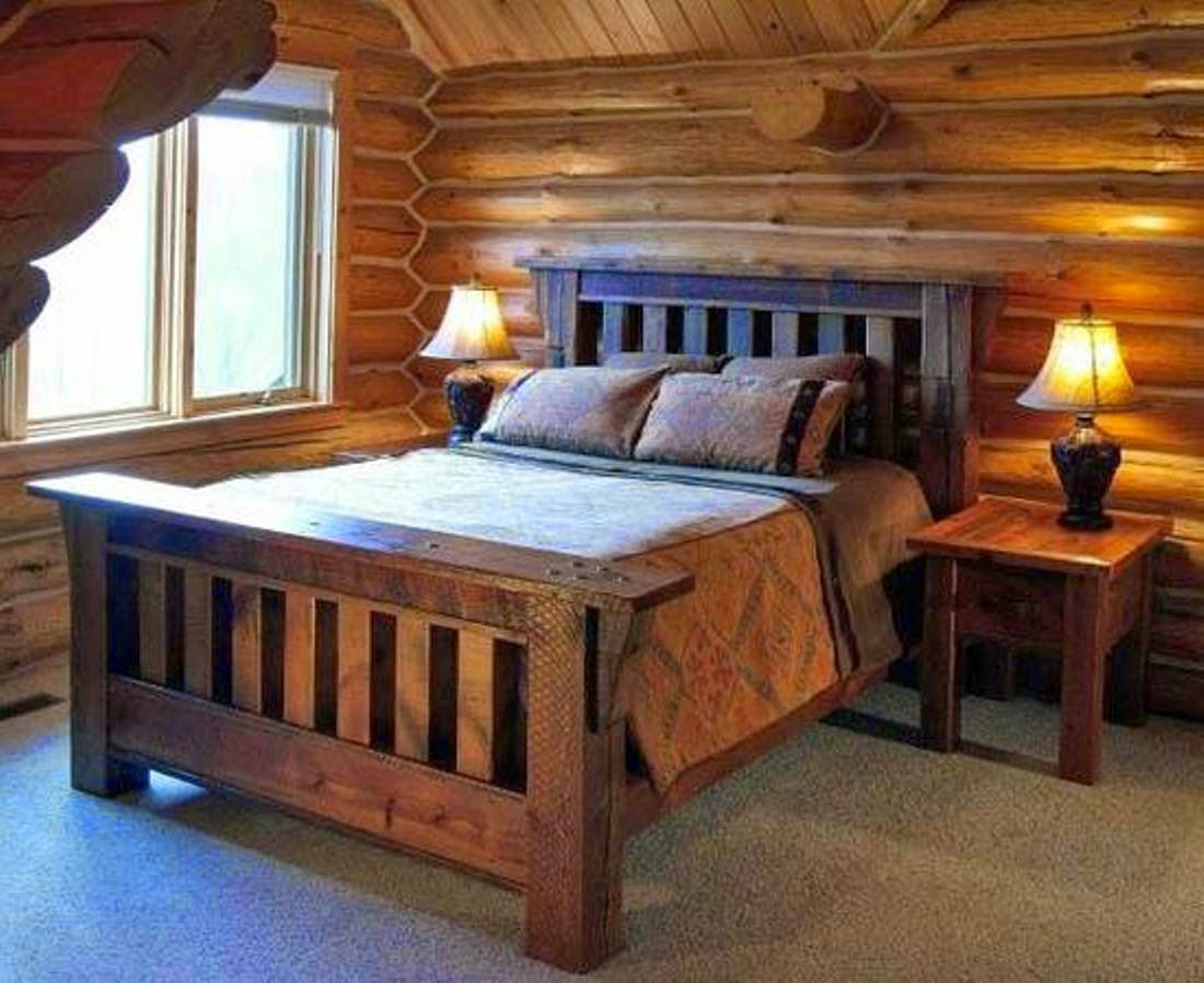 Best Rustic Wood Bedroom Furniture Furniture Design Ideas With Pictures