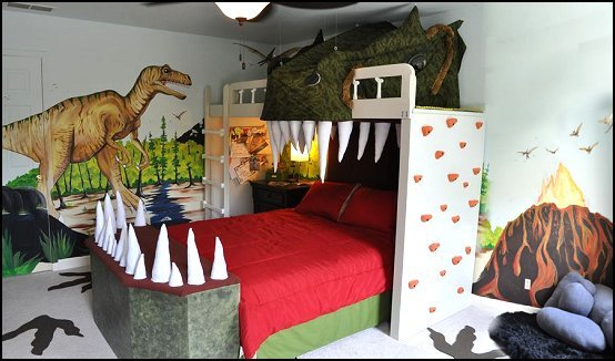 Best Decorating Theme Bedrooms Maries Manor Dinosaurs With Pictures