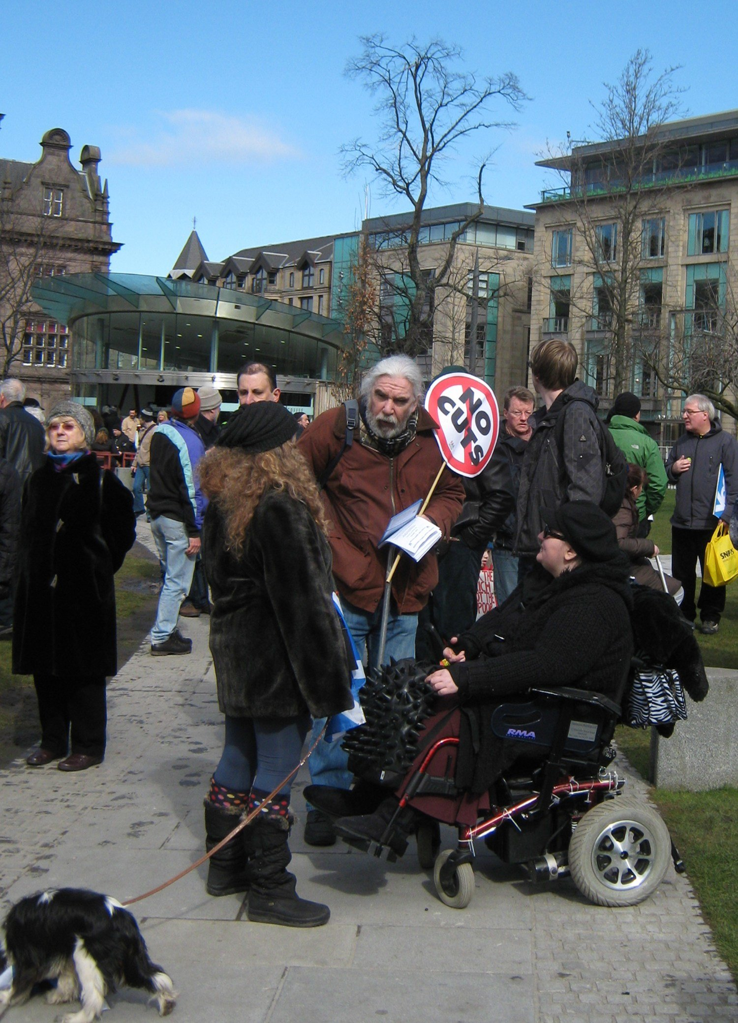 Best File St Andrews Square Protest March 30 2013 01 Jpg With Pictures