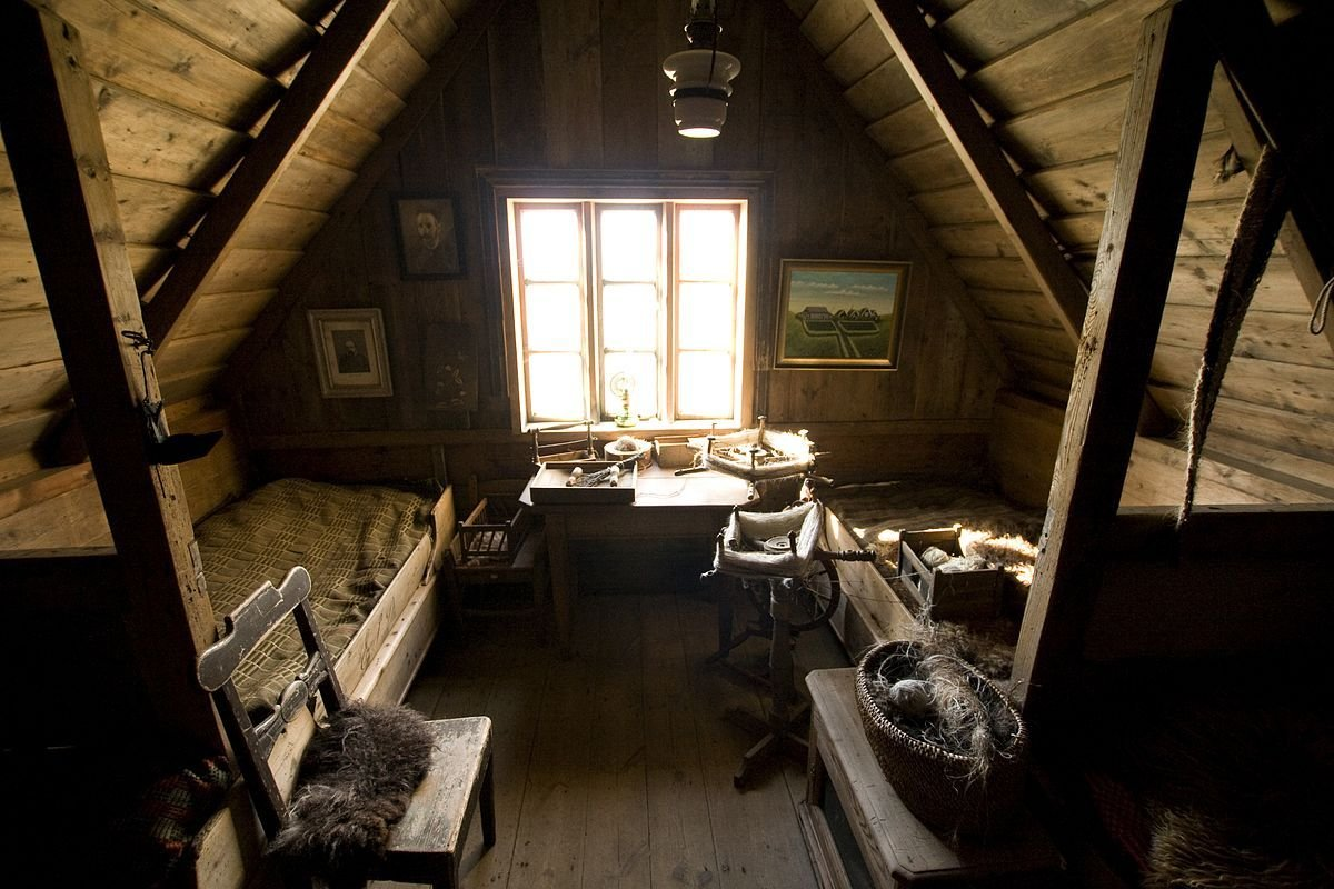 Best Attic Wikipedia With Pictures