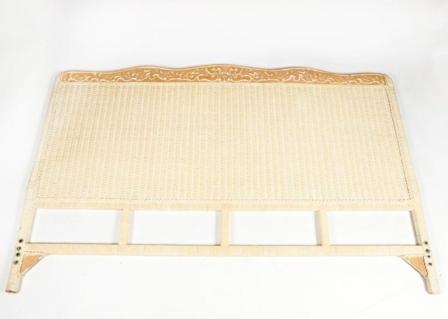 Best Pier 1 Jamaica Collection King Size Headboard Ebth With Pictures