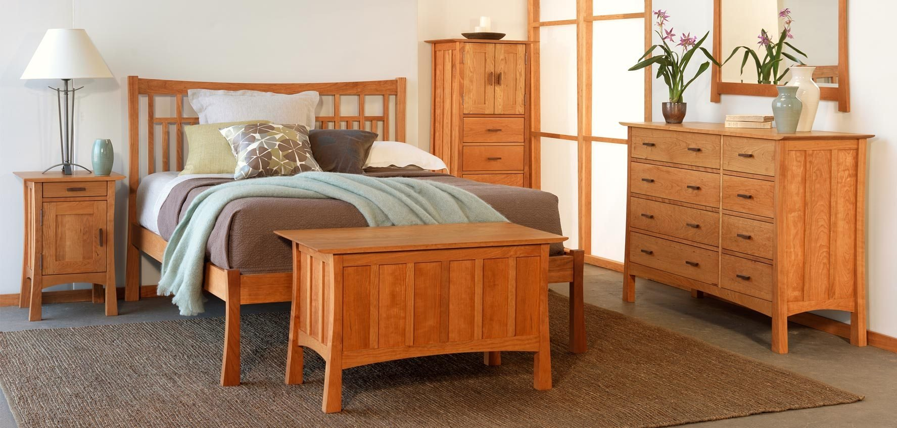 Best Contemporary Craftsman Furniture Collection Vermont Woods Studios With Pictures
