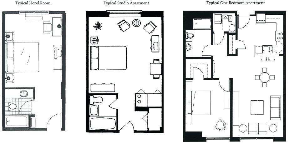 Best Typical Square Footage Of A 1 Bedroom Apartment Www With Pictures