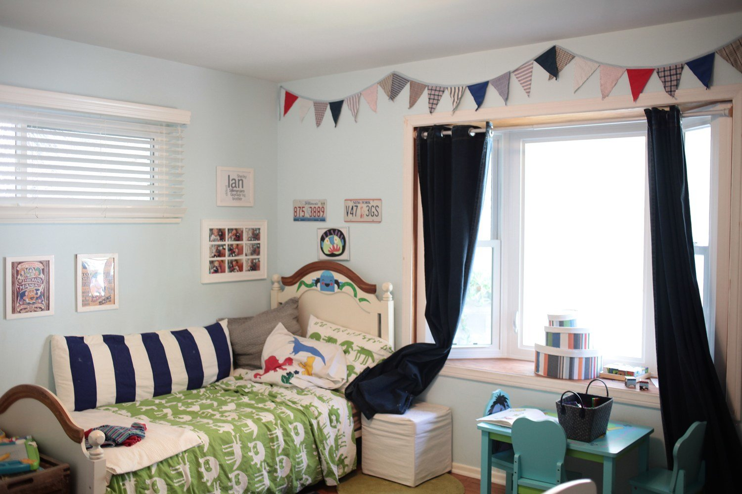 Best Bonus Makeover Bringing Light To The Boys Room Decorview With Pictures