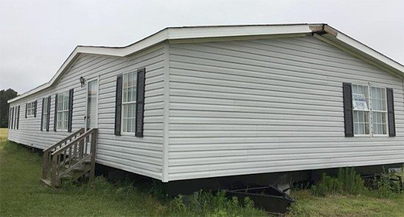 Best Used Mobile Homes For Sale Down East Realty Custom Homes With Pictures