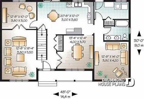 Best House Plan W3706 Detail From Drummondhouseplans Com With Pictures