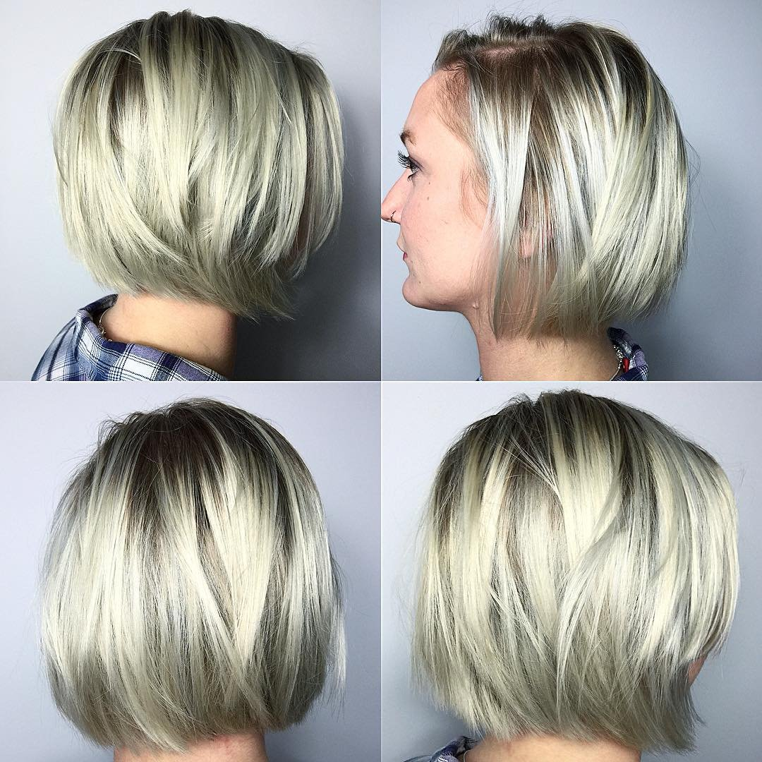 Free 20 Hottest Bob Hairstyles Haircuts For 2019 Short Wallpaper