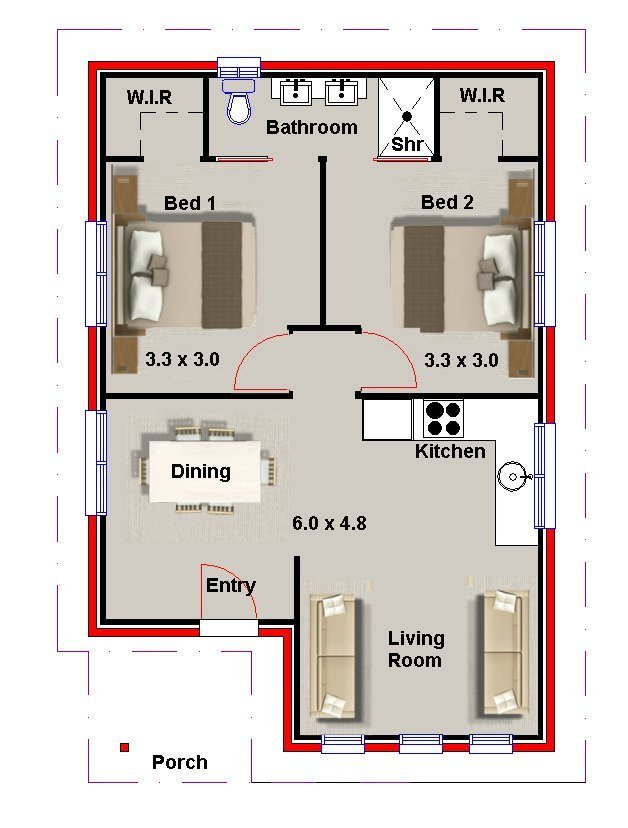 Best New Design Wow 2 Bedroom Granny Flat 2 Bedroom Granny With Pictures