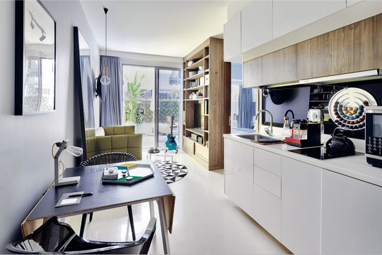 Best House Tour 50 000 Renovation For This One Bedroom Condo With Pictures