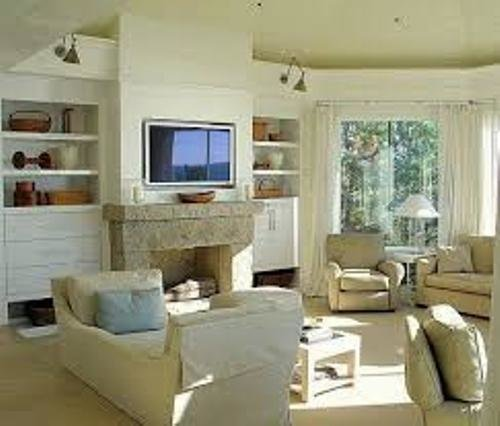 Best How To Decorate Awkward Shaped Living Rooms 5 Ideas To Follow Home Improvement Day With Pictures