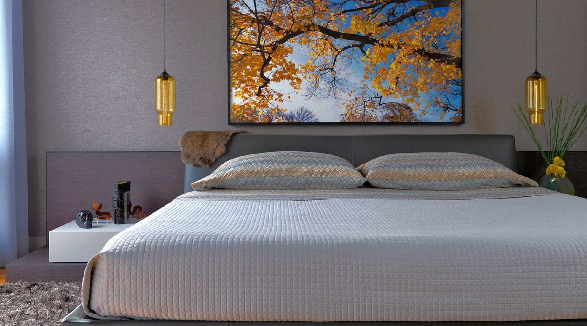 Best Trends To Try Pendant Lights Over Bedside Tables At With Pictures