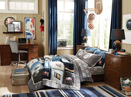 Best Paramount Nba Bedroom Pbteen With Pictures