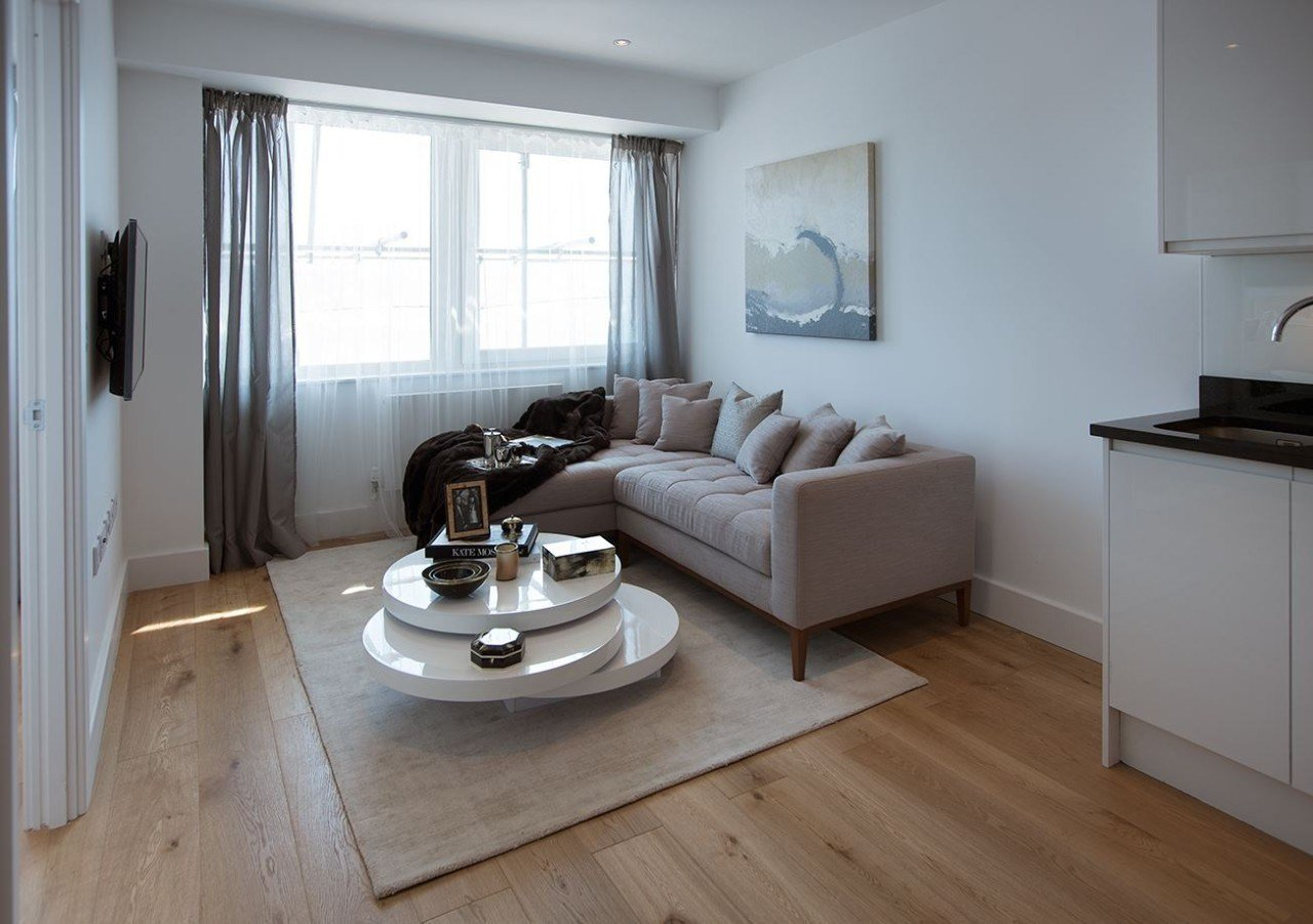 Best 1 Bedroom Flat To Rent In Canius House Croydon The With Pictures