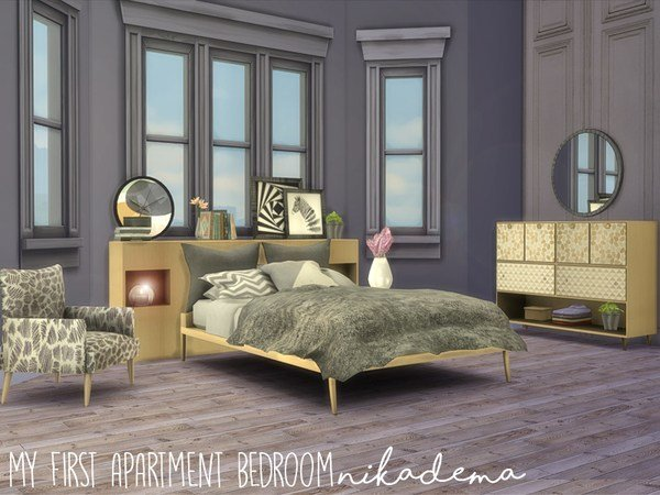 Best Nikadema My First Apartment Bedroom With Pictures