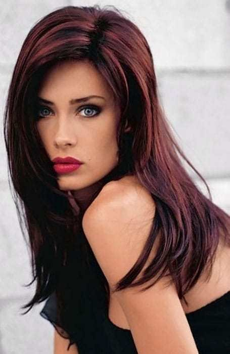 Free 30 Hottest Red Hair Color Ideas To Try Now The Trend Spotter Wallpaper