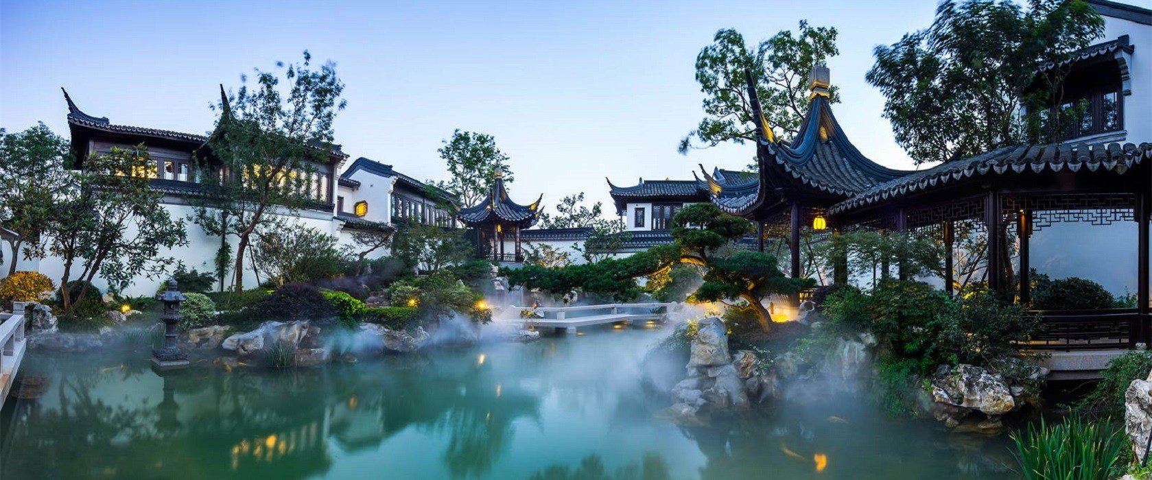 Best The Colossal 150 Million Chinese Estate The Billionaire With Pictures