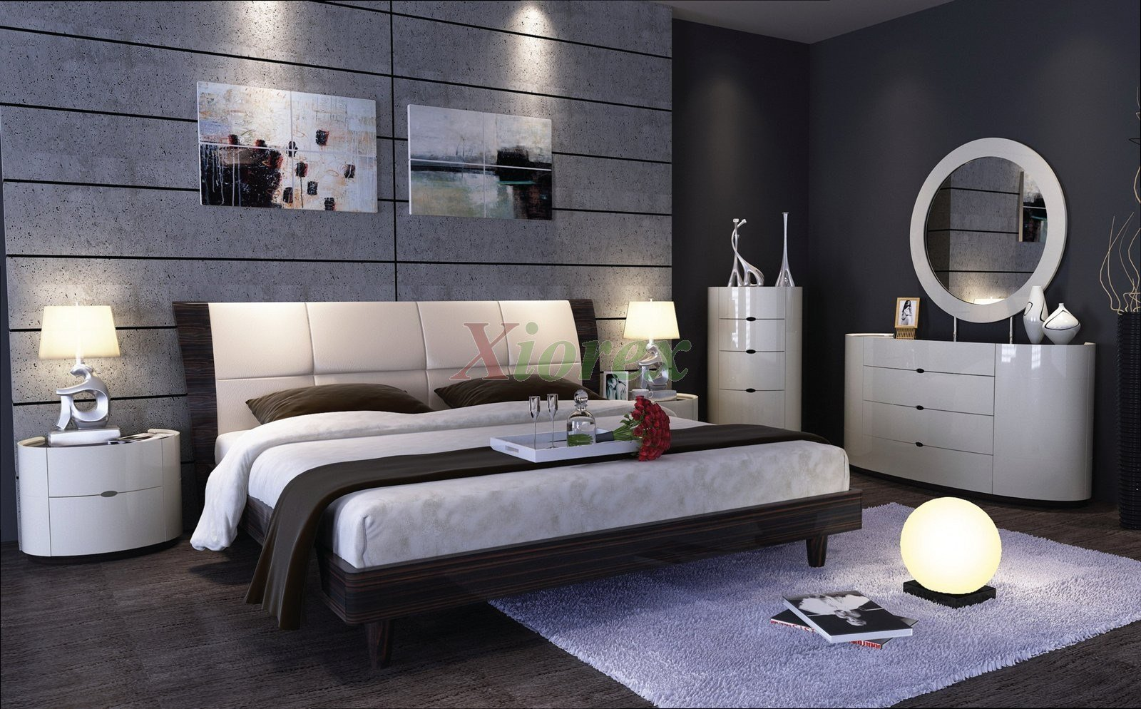 Best Hydra Modern Bed Sets Toronto Ottawa Calgary Vancouver Bc With Pictures