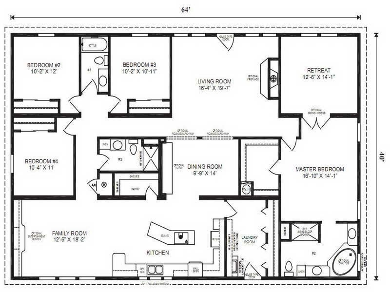 Best 5 Bedroom Modular Homes Floor Plans Fresh Pennwest Homes With Pictures
