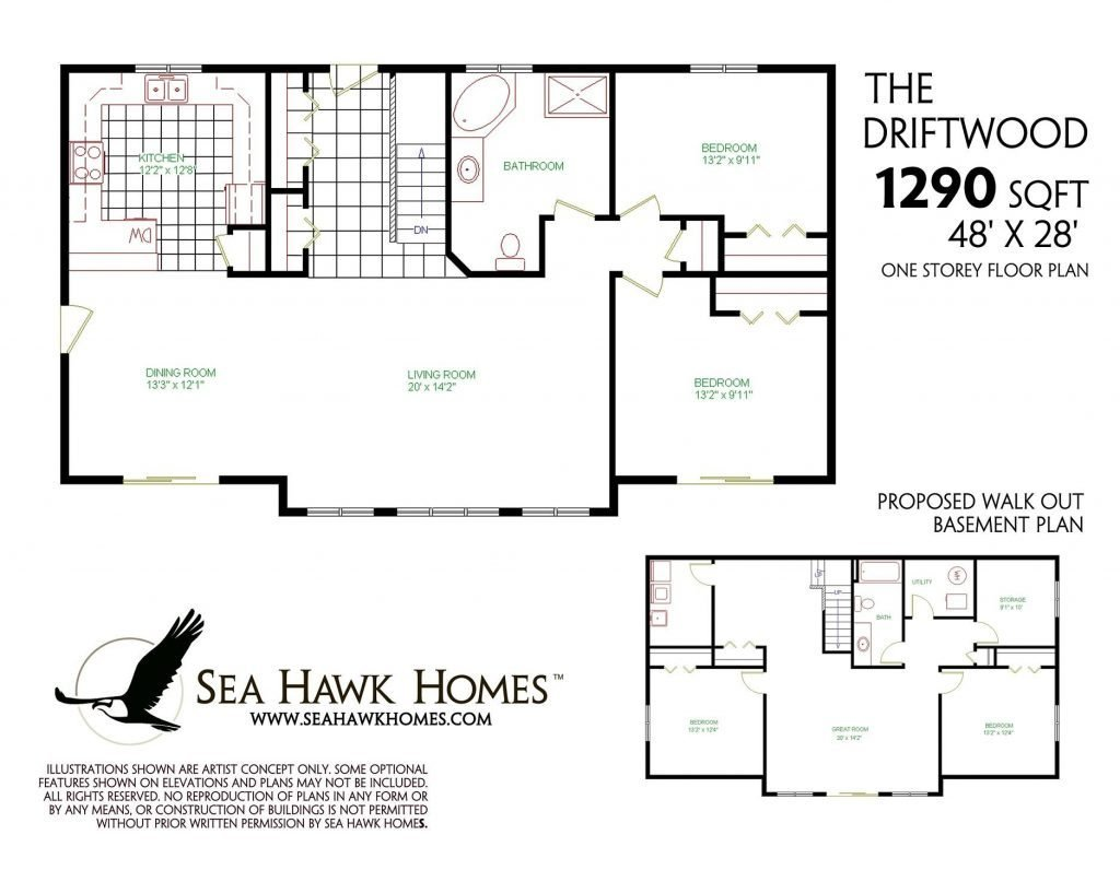Best Beautiful One Story House Plans With Finished Basement With Pictures