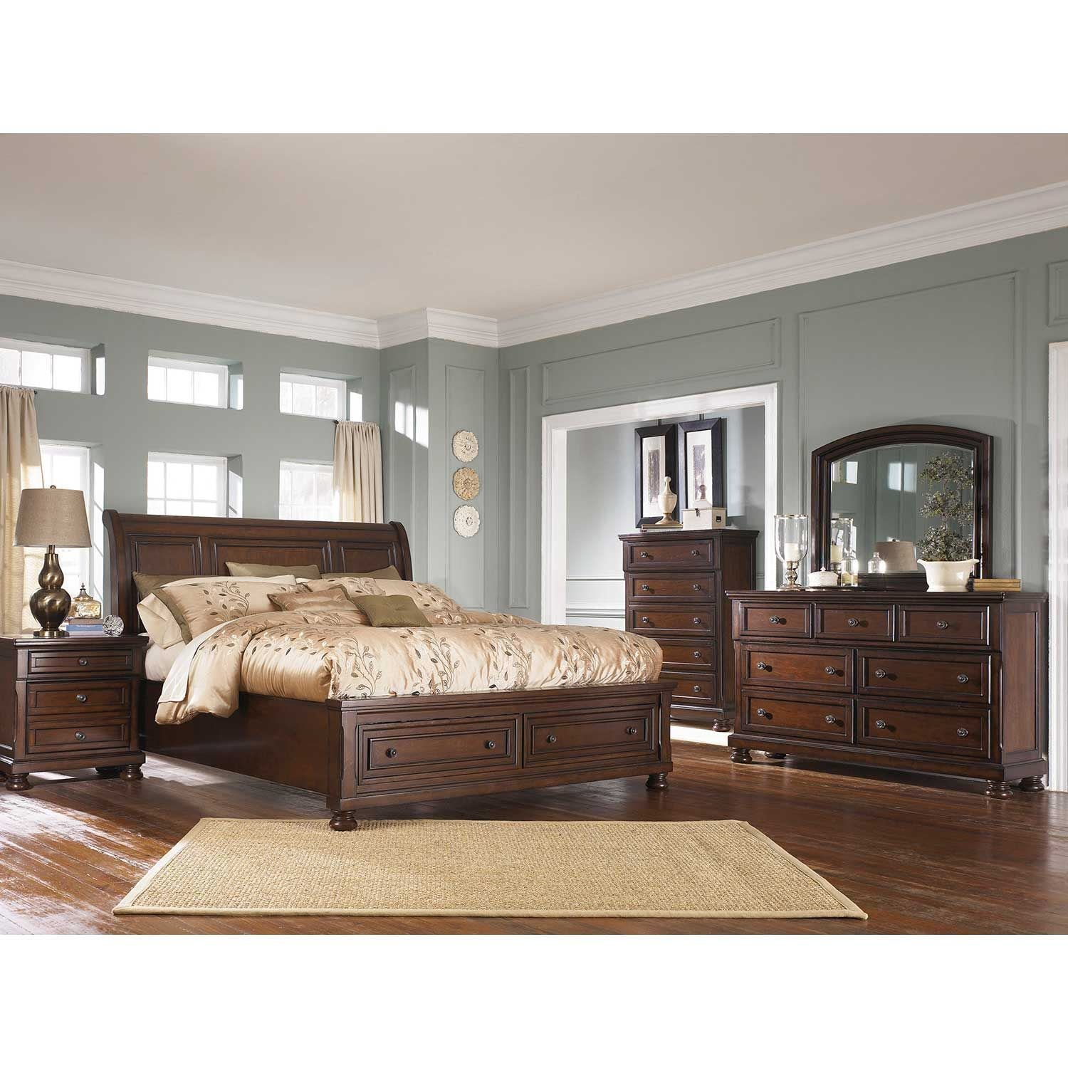 Best Porter Bedroom Set By Ashley Furniture Is In Stock At Afw With Pictures
