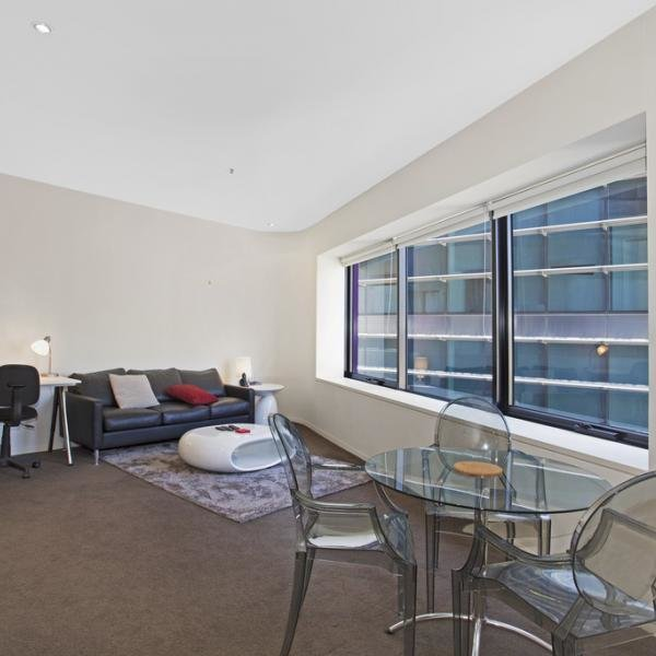 Best 1 Bedroom Executive Apartment In Melbourne Cbd Swanston With Pictures
